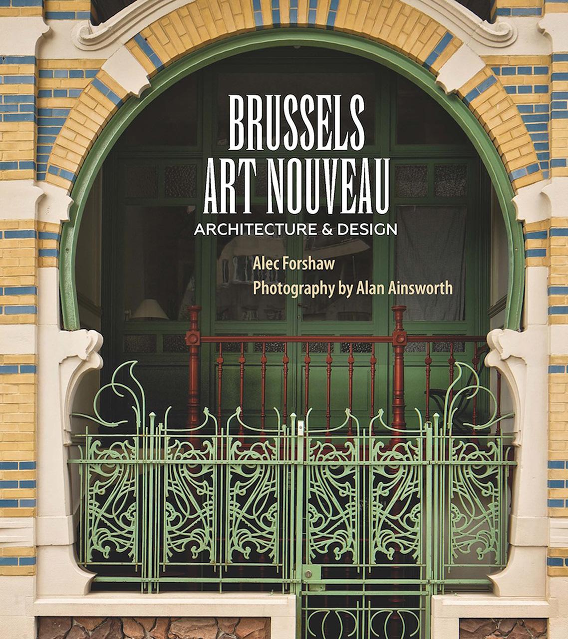 Brussels Art Nouveau Architecture