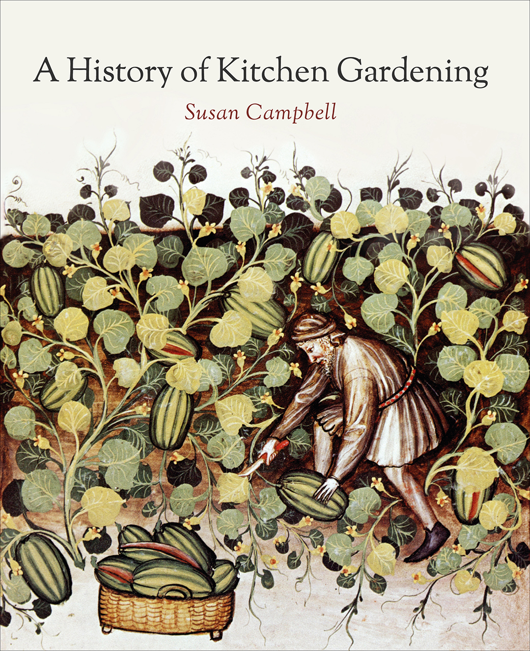 A History of Kitchen Gardening, Cambell