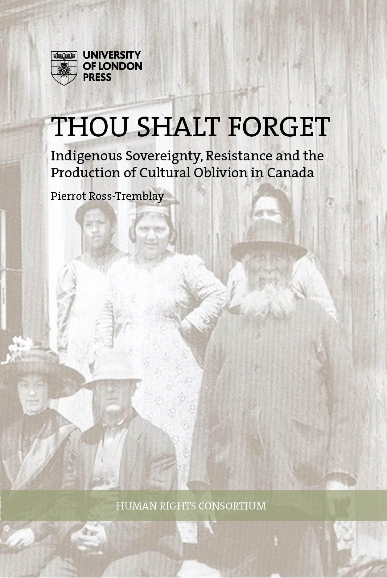 Thou Shalt Forget