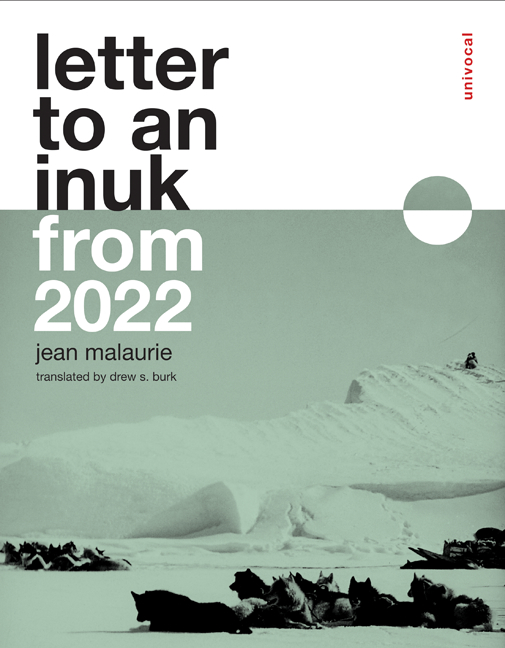 Letter to an Inuk from 2022