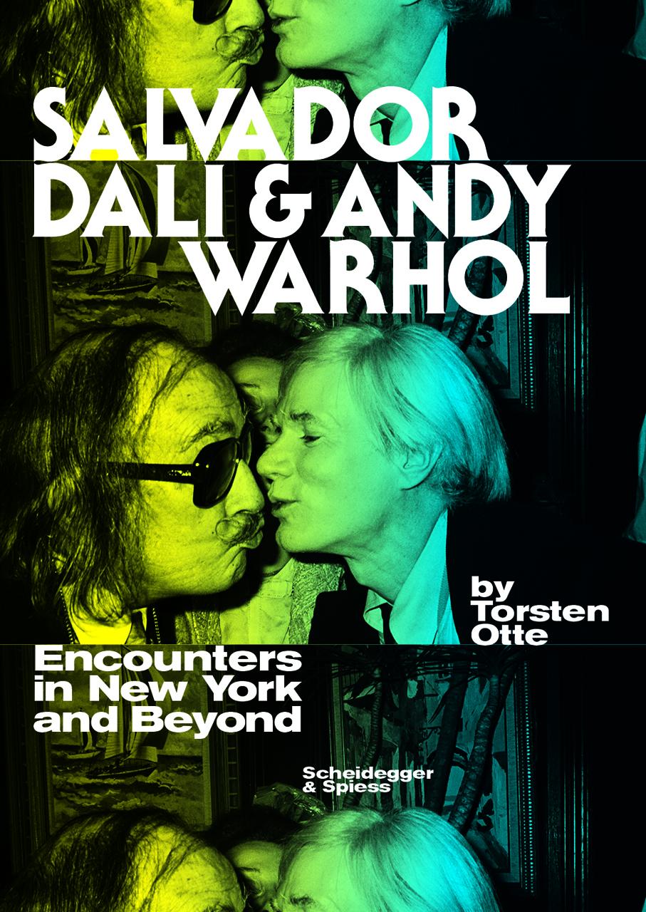 Salvador Dal And Andy Warhol