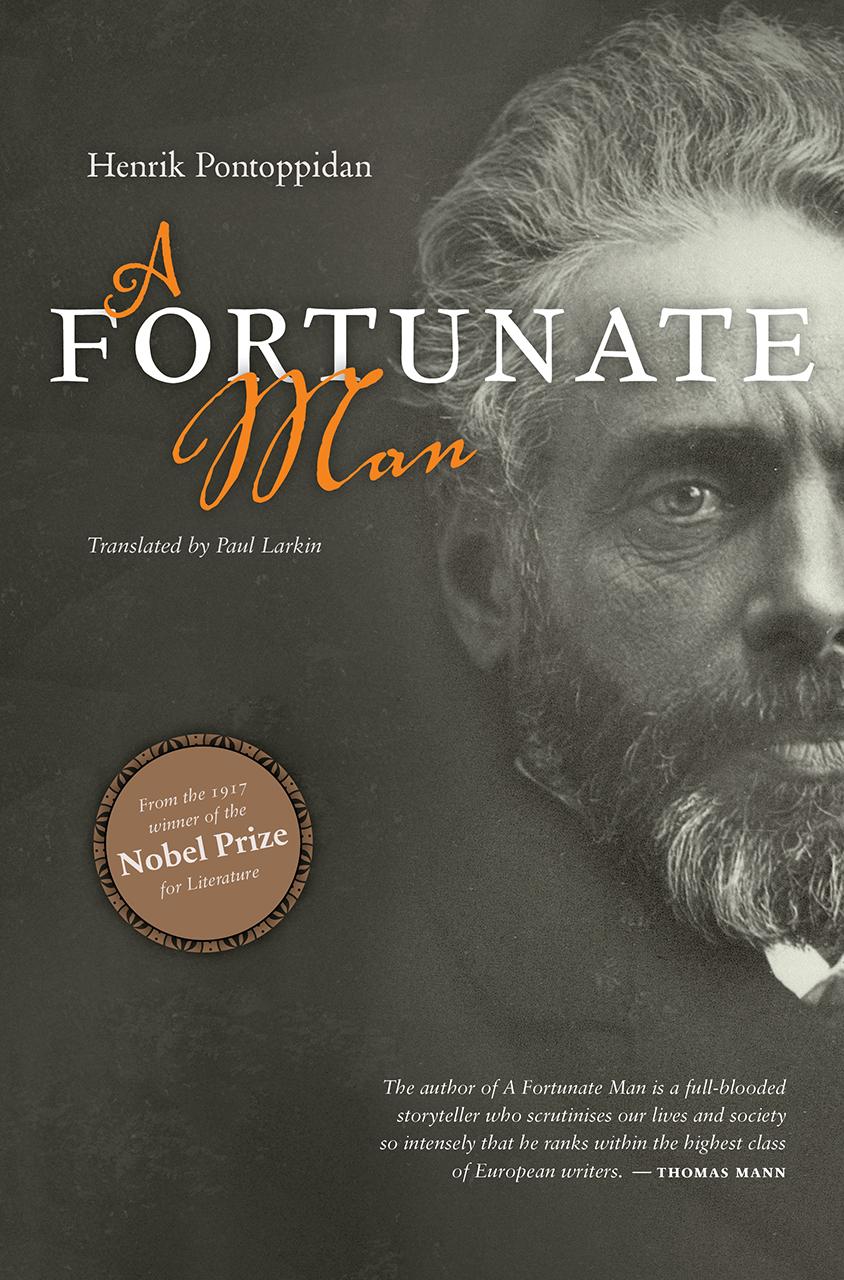 A Fortunate Man, Pontoppidan, Larkin | 844 x 1280 jpeg 805kB