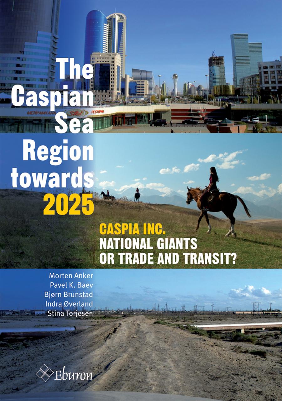 Caspian Sea Region Towards 2025